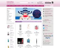 cosma-parfumeries.com